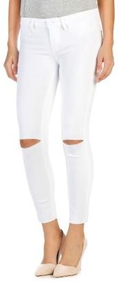 Women's Paige Transcend - Verdugo Ankle Skinny Jeans $189 thestylecure.com