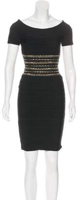 Herve Leger Carmen Bandage Dress