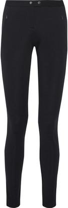 Theory Adalwen Ski twill skinny pants $265 thestylecure.com