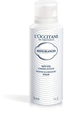 L'Occitane Reine Blanche Intense Illuminating Foam