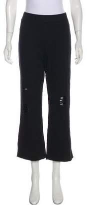 Pam & Gela Mid-Rise Wide-Leg Pants w/ Tags
