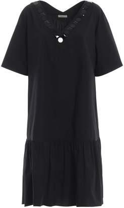 Bottega Veneta Drop-waist Shift Dress
