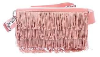 Rachel Comey Ida Fringe-Embellished Waist Bag