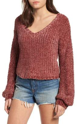 Somedays Lovin Some Days Lovin' Sweet Skies Chenille Sweater