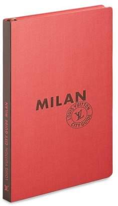 Louis Vuitton Milan City Guide Book