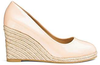 08a6873beafe Iris Espadrille Wedge Court Wide E Fit
