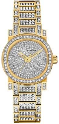 Bulova Wome's Adele Crystal Bracelet Watch, 34mm
