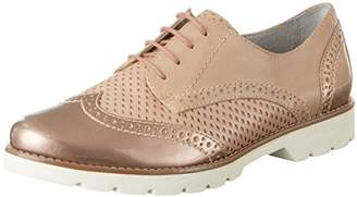 Jana 23712, Women's Brogue,(37 EU)