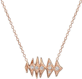 """Shahla Karimi """"There's No Place Like"""" Home Necklace"""