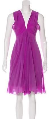 Just Cavalli Cocktail Silk Dress