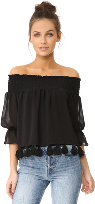 MISA Fontane Top $202 thestylecure.com