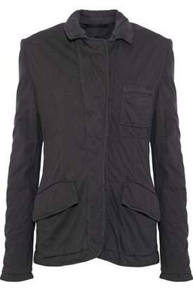 Haider Ackermann Cotton-Jersey Jacket