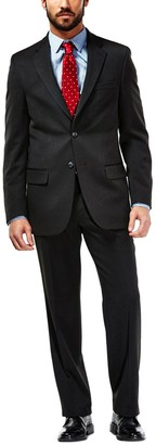 Haggar Big & Tall Travel Classic-Fit Performance Suit Jacket