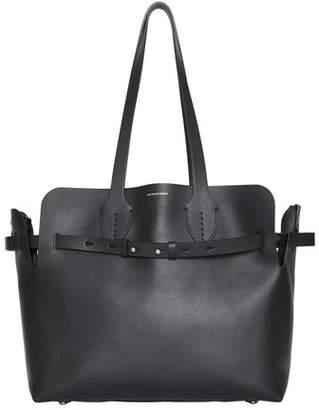 75564918b Black Soft Leather Handbags - ShopStyle