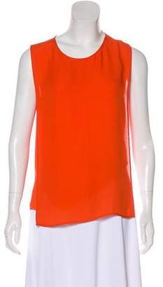 Stella McCartney Sleeveless Silk Top