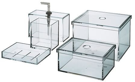 Korsfjord 5-piece Bathroom Set