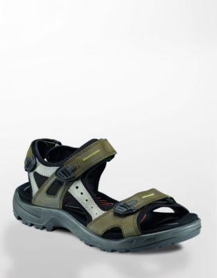 Ecco Yucatan Leather Sandals