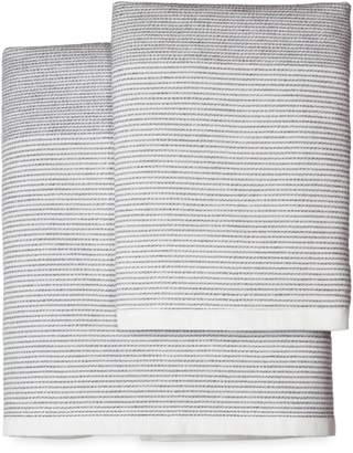 DKNY PURE Stripe Hand Towel