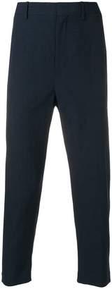 Neil Barrett straight leg tailored style trousers
