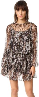 Zimmermann Gossamer Lattice Drawn Dress $850 thestylecure.com