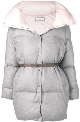 Peserico oversized puffer jacket