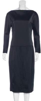Protagonist Long Sleeve Sheath Dress w/ Tags