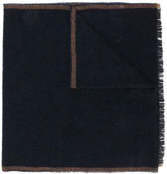 Eleventy twill woven scarf