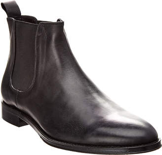 Gordon Rush Smooth Full Grain Leather Chelsea Boot