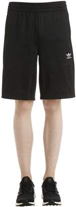 adidas Adibreak Tear Away Track Piqué Shorts