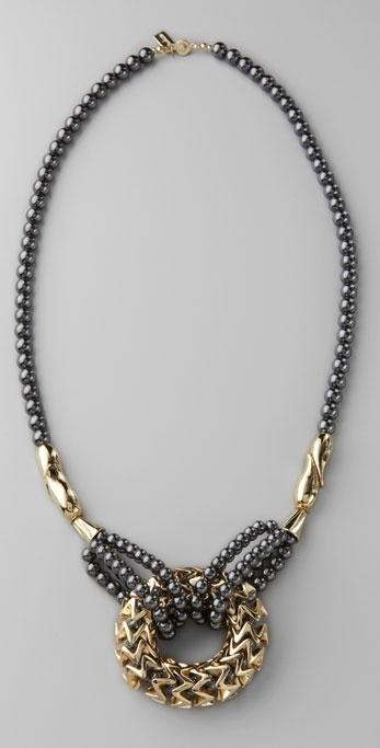 Tuleste Market Scrunchy Necklace
