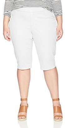 Bandolino Women's Plus-Size Thea Pull On Skimmer Legging