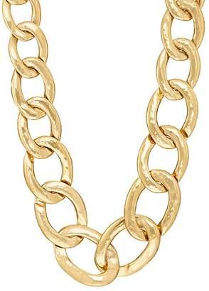 Goossens Paris Women's Oval-Link-Chain Necklace