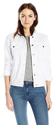 Joe's Jeans Women's Bailey Relaxed Fit Denim Jacket