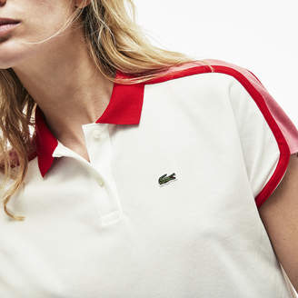 Lacoste (ラコステ) - 『MADE IN FRANCE』 カラーブロック ポロシャツ (半袖)