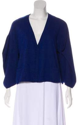 See by Chloe Knit Button-Up Cardigan