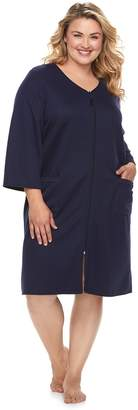 Croft & Barrow Plus Size Duster Robe