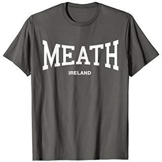 Meath Vintage Retro Sports Meath Gift T-Shirt