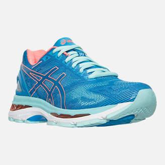 Asics Women's GEL-Nimbus 19 Wide Width Running Shoes