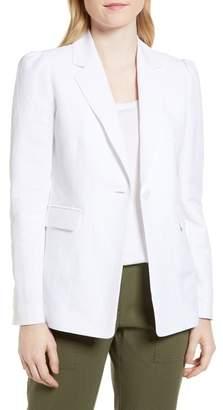 Nordstrom Signature Linen Blend Blazer