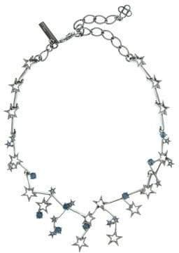 Oscar de la Renta Swarovski Crystal Constellation Necklace