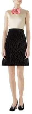 Gucci Silk Duchesse Dress