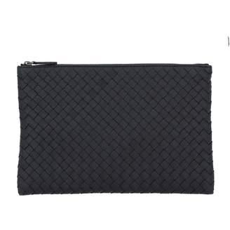 Bottega Veneta Mini Bag Clutch Bag In Woven Genuine Leather