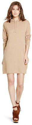 Polo Ralph Lauren Cashmere Hooded Dress $398 thestylecure.com