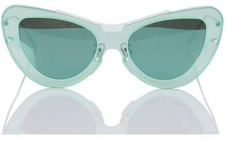 Gentle Monster Leela Blue Sunglasses