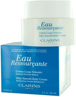 Clarins 6.5Oz Eau Ressourcante Silky Smooth Body Cream