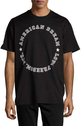 Givenchy American Dream Regular Fit T-Shirt