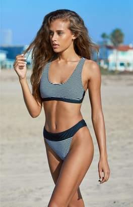 Sports Illustrated Swim Sports Bra Racerback Bikini Top