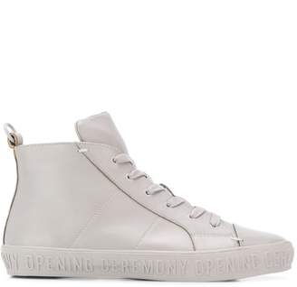 Opening Ceremony Ervic high top sneakers