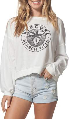 Rip Curl Search Vibes Crop Sweatshirt