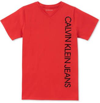 Calvin Klein Jeans Little Boys Logo T-Shirt